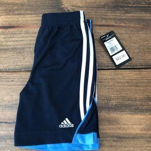 NWT Children's Adidas shorts size 4